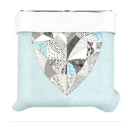 KESS InHouse Comheartment Duvet Cover