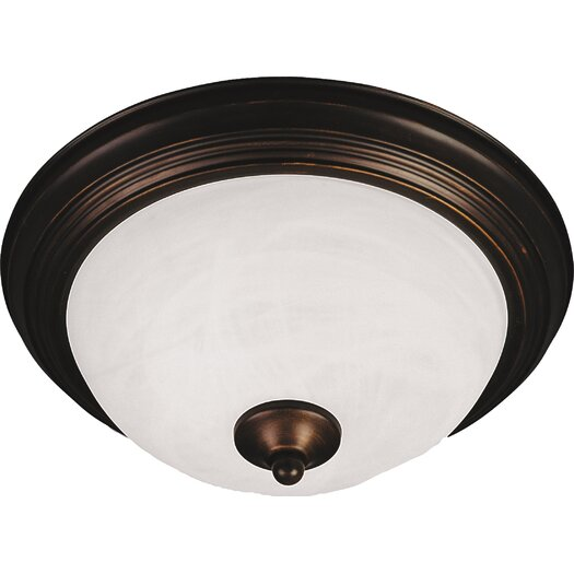 Maxim Lighting Essentials Flush Mount