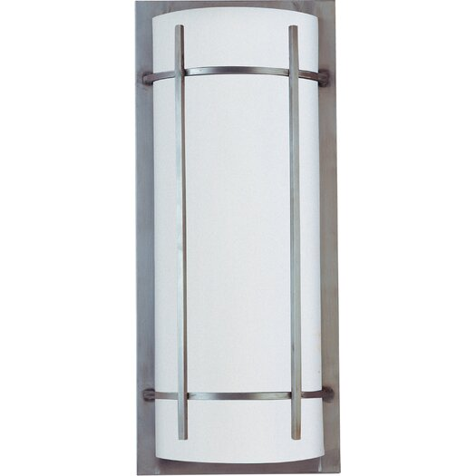 Maxim Lighting Luna 2-Light Outdoor Wall Lantern