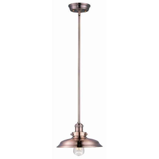 Maxim Lighting Justin 1 - Light Single Pendant