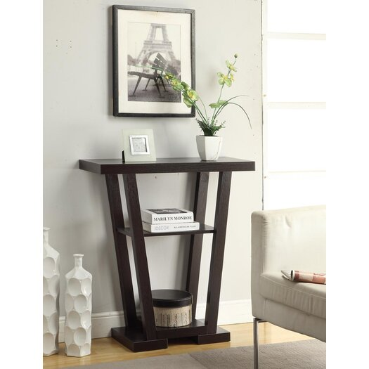 Convenience Concepts Newport V Console Table