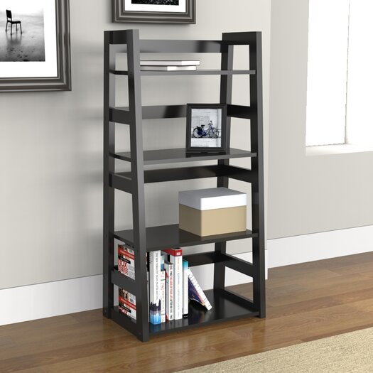 """Convenience Concepts Trestle 44.25"""" Bookcase"""