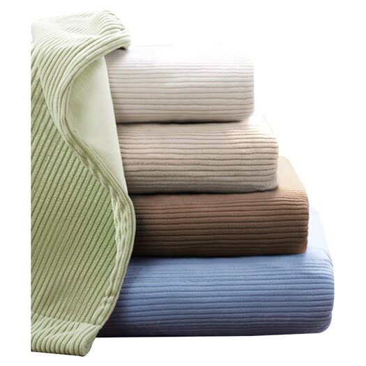 Simmons Beautyrest Micro Fleece Heated Blanket