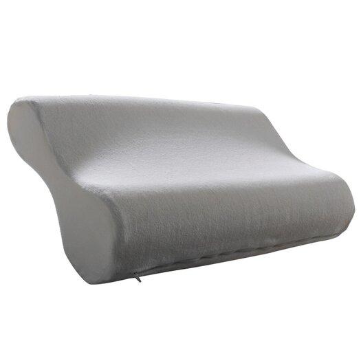Simmons Beautyrest Anti Snore Contour Memory Foam Standard Pillow