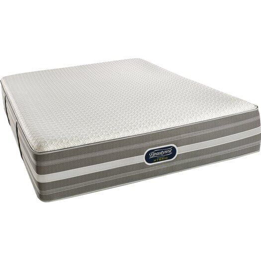 "Simmons Beautyrest Beautyrest Recharge Hybrid 12.5"" Memory Foam Luxury Firm Mattress"