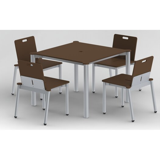 Elan Furniture Bridge II 5 Piece Dining Set