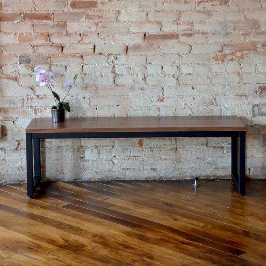"""Elan Furniture Loft 54"""" Dining Bench"""