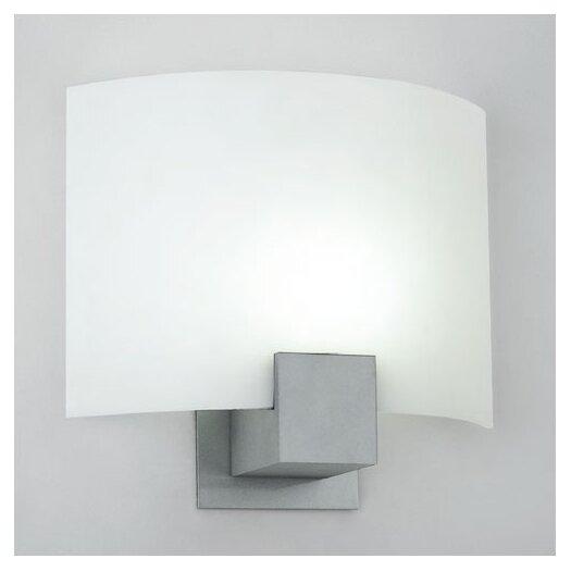 Artemide Dupla Curved 1 Light  Wall Sconce