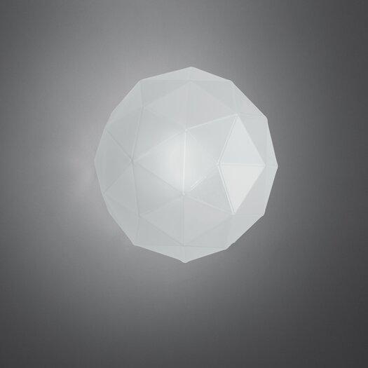 Artemide Soffione 1 Light Wall / Ceiling Scone