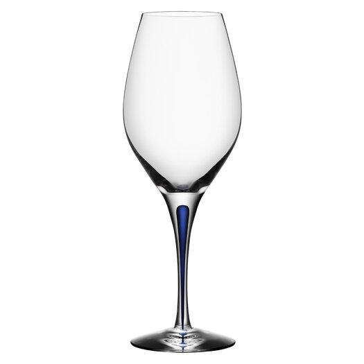 Orrefors Intermezzo White Wine Glass