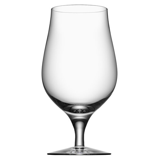 Orrefors Beer Taster Glass