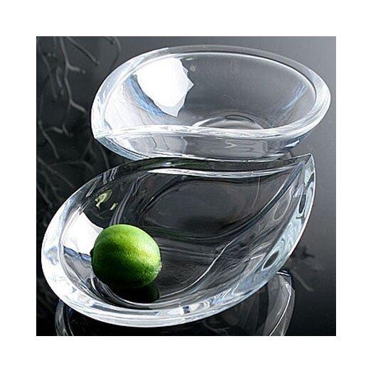 Orrefors Drop Serving/Fruit Bowl