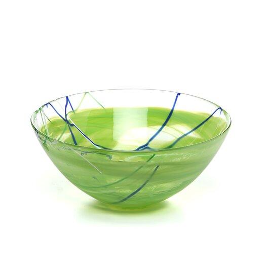 Kosta Boda Contrast Serving Bowl
