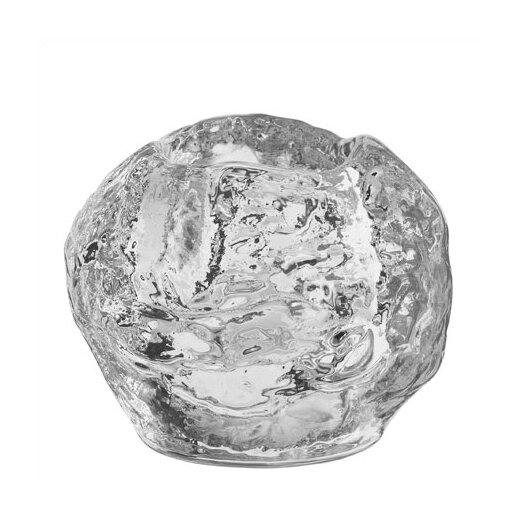 Kosta Boda Snowball Crystal Votive