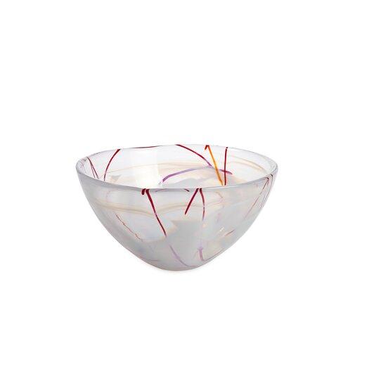 Kosta Boda Contrast Bowl