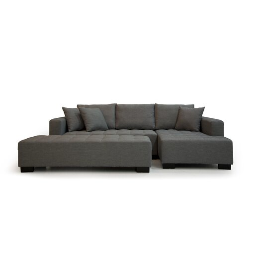 Fit Right Sectional with Ottoman