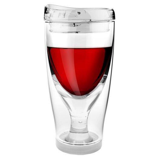 AdNArt Iced Vino 2 Go Tumbler