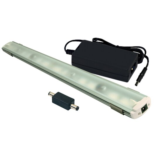 Jesco Lighting Indoor LED Linear Strip Light Kit