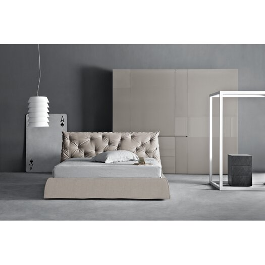 Pianca USA Impunto Platform Bed