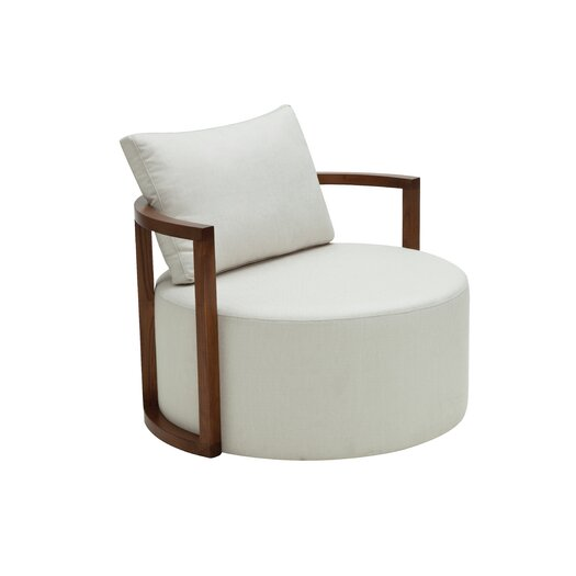 Kav Cat Eco Leather Lounge Chair