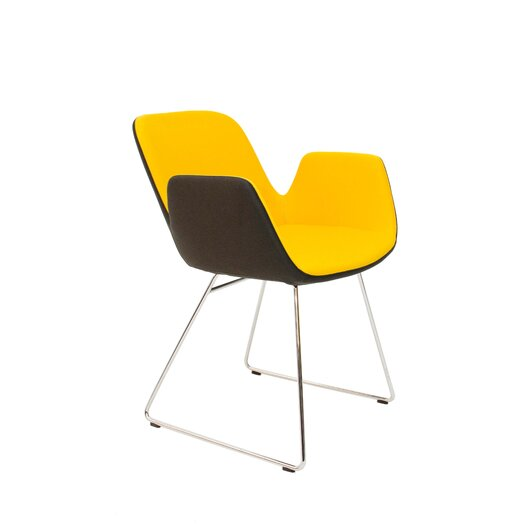 Daisy Eco Leather Arm Chair