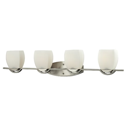 Nulco Lighting Felder 4 Light Bath Vanity Light