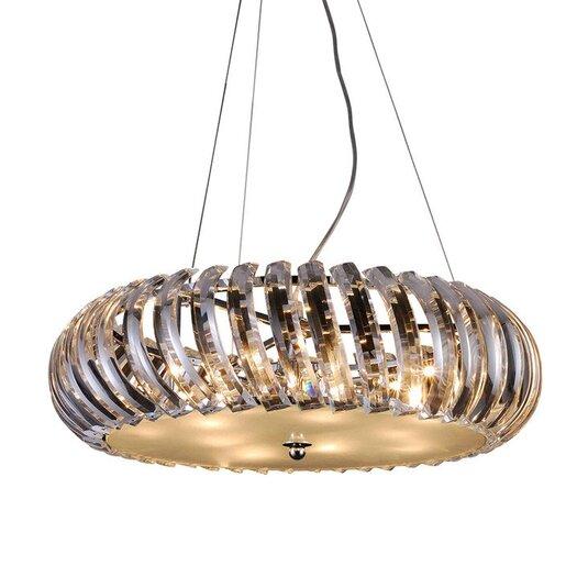 Bromi Design Polaris 10 Light Drum Pendant