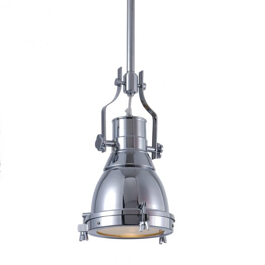 Bromi Design Essex 1 Light Mini Pendant