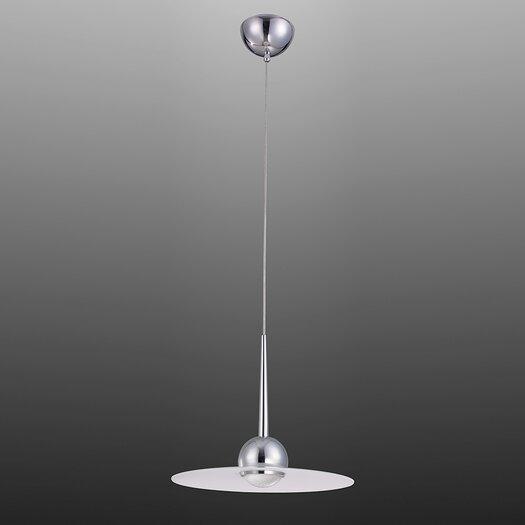 Bromi Design Linden 1 Light Mini Pendant