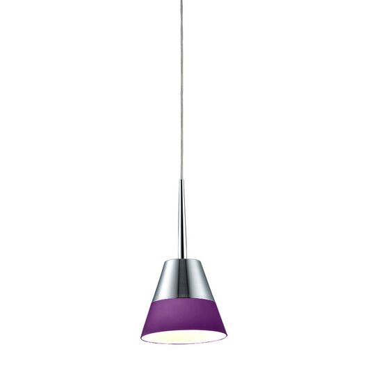 Bromi Design Ivy 1 Light  Pendant