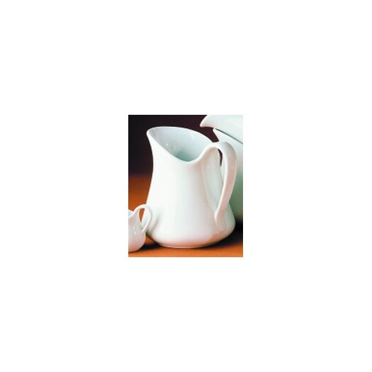 Pillivuyt Mehun 32 oz. Milk Pitcher