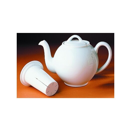 Pillivuyt London 0.5-qt.Teapot with Infuser
