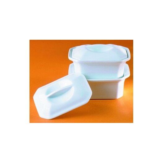 Pillivuyt 14-qt. Porcelain Casserole
