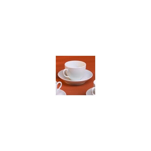 Pillivuyt Plisse Saucer for Espresso Cup