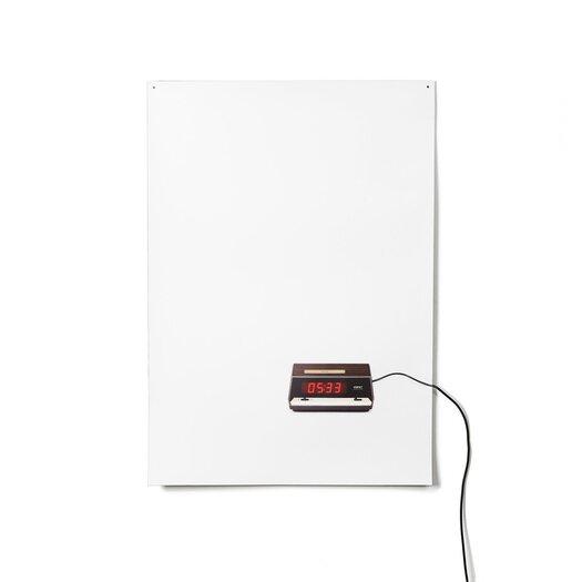 Areaware Flat Life Clock