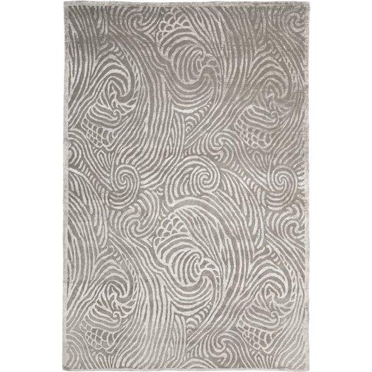 Ralph Lauren Home Highclere White/Grey Area Rug