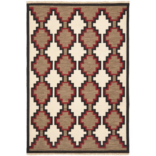Great Plains Brown Rock Area Rug