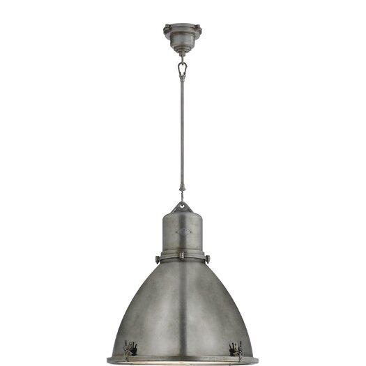 Ralph Lauren Home Fulton 1 Light Large Bowl Pendant