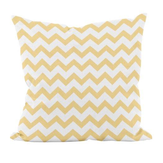 E By Design Chevron Decorative Throw Pillow