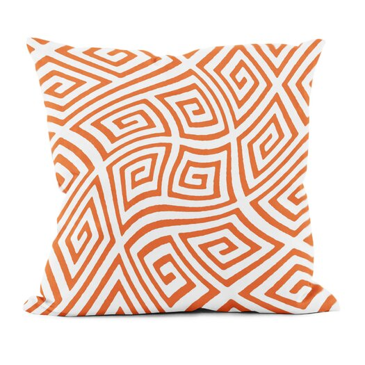 E By Design Geometric Decorative Pillow
