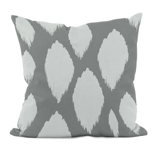 E By Design Abstract Decorative Throw Pillow I