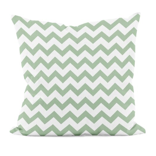 E By Design Chevron Decorative Pillow
