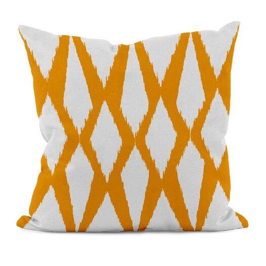 E By Design Geometric Decorative Throw Pillow II