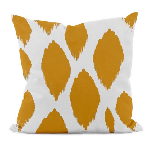 E By Design Abstract Decorative Pillow