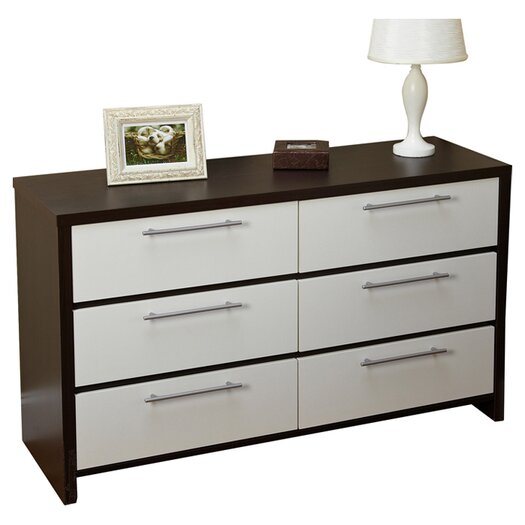TMS 6 Drawer Dresser