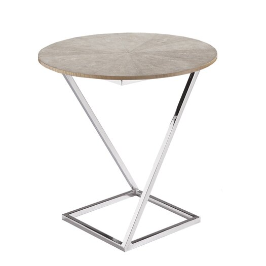 Reual James South Beach End Table