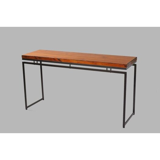 Reual James Moon Console Table
