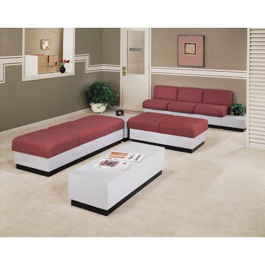 High Point Furniture Modular Laminate Bench