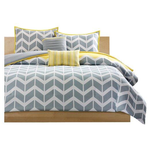 Intelligent Design Nadia 5 Piece Comforter Set