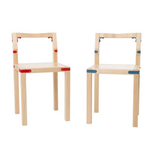Frame + Panel Everett Side Chair